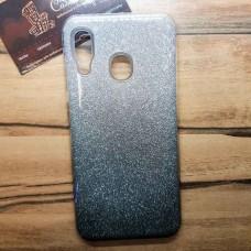 """Силиконовый чехол EXPERTS """"BRILLIANCE"""" Samsung Galaxy A30, черный"""