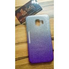 """Силиконовый чехол EXPERTS """"BRILLIANCE """" для Samsung Galaxy J4 J400, фиолетовый"""