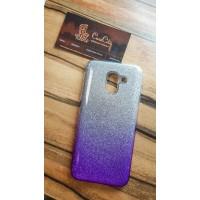 """Силиконовый чехол EXPERTS """"BRILLIANCE """" для Samsung Galaxy J6 J600, фиолетовый"""