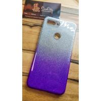 """Силиконовый чехол EXPERTS """"BRILLIANCE """" для Xiaomi Mi 8 Lite, фиолетовый"""