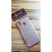 """Силиконовый чехол EXPERTS """"DIAMOND """" для Samsung Galaxy S7, розовый"""