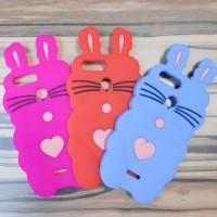 """Резиновые чехлы """"Кролик"""" для Xiaomi Redmi 6"""