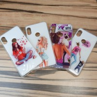 Чехлы с картинками для Xiaomi Redmi Note 6 Pro