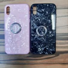 Чехлы с кольцом для iPhone X