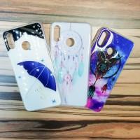 Чехлы с картинками для Huawei P20