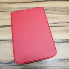 """Чехол для электронной книги 6"""" подходит на: Pocketbook 627, 616, 632, PocketBook Touch Lux 4, PocketBook Basic Lux 2, Pocketbook touch HD3 , красный"""