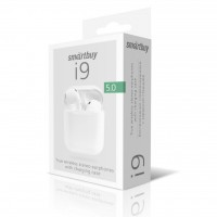 Внутриканальная TWS Bluetooth-гарнитура Smartbuy i9