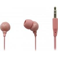 Внутриканальные стерео наушники SmartBuy COLOR TREND, розовые