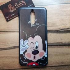 Чехол накладка для Huawei GR3 (2017) с рисунком Mickey mouse
