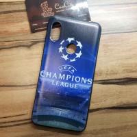 Чехол накладка для Xiaomi Redmi 7 /Xiaomi Redmi Y3 с рисунком Лига чемпионов