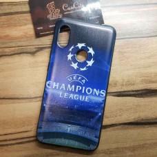 Чехол накладка для Xiaomi Redmi 6 с рисунком Лига чемпионов