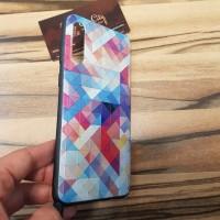 Чехол накладка для Xiaomi Redmi 6 с рисунком Цветная мозаика