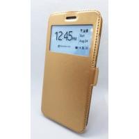 """Чехол-книжка EXPERTS """"Slim Book  Case""""для Xiaomi Redmi S2, золотая"""