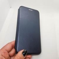 """Чехол-книжка EXPERTS """"WINSHELL BOOK  Case""""для Xiaomi Redmi 6A, без окна, темно-синяя"""