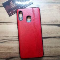 """Силиконовый чехол EXPERTS """"CLASSIC TPU CASE"""" для Xiaomi Mi A2 Lite / Redmi 6 Pro, красный"""