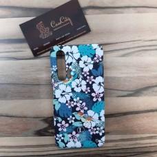 Силиконовый чехол для Huawei Honor Pro 20 Luxo Flowers оригинал