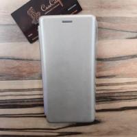 Чехол-книга EXPERTS для Huawei/Honor P Smart Z, серый