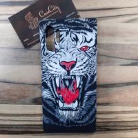 Силиконовый чехол Luxo для Samsung Galaxy Note10+ N975 тигр