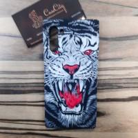 Силиконовый чехол Luxo для Samsung Galaxy Note10 N970 тигр