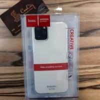 Силиконовый чехол Silicone Case для Apple iPhone 11 Pro, белый