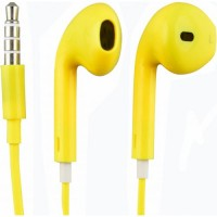 Универсальная мобильная гарнитура SmartBuy WOW, жёлтая