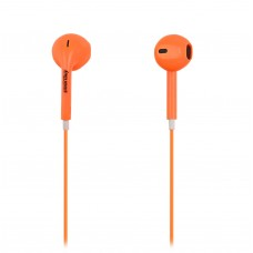 Универсальная мобильная гарнитура SmartBuy WOW, оранжевая