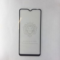 Защитное стекло full screen для XiaomiRedmi 8A с полной проклейкой