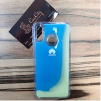 Чехол Нео-Сант для Huawei P20 Lite, Голубой