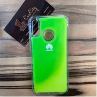 Чехол Нео-Сант для Huawei P20 Lite, Лайм