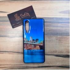 """Силиконовый чехол """"EXPERTS"""" для Huawei P30, с рисунком """"City"""""""