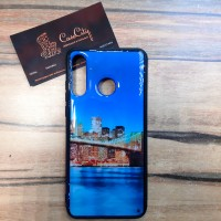 """Силиконовый чехол """"EXPERTS"""" для Huawei P30 Lite, с картинкой """"City"""""""