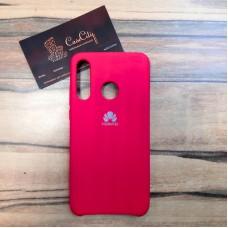 """Силиконовый чехол """"Silicone Case"""" для Huawei P30 Lite, красный"""