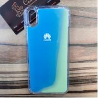 Чехол Нео-Сант для Huawei Y5(2019)/Honor 8S, Голубой