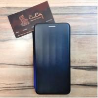 Чехол-книга EXPERTS для Huawei Y5 (2019)/Honor 8S, чёрный