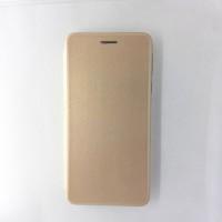 Чехол-книга EXPERTS для Nokia 1 Plus, золотой