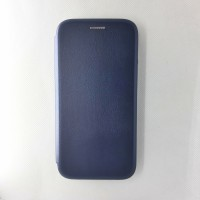 Чехол-книга EXPERTS для Nokia 2.2, синий