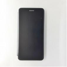 Чехол-книга EXPERTS для Nokia 3.1, чёрный