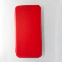 Чехол-книга EXPERTS для Nokia 3.1 Plus, красный
