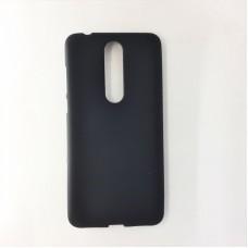 Силиконовый чехол EXPERTS для Nokia 3.2 (2019) чёрный