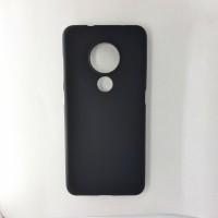 Силиконовый чехол EXPERTS для Nokia 6.2, черный