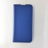 Чехол-книга для Samsung Galaxy A01/M01, синий