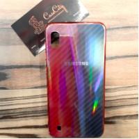 Чехол Аврора для Samsung Galaxy A10, Разноцветный