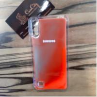 Чехол Нео-Сант для Samsung Galaxy A10, Оранжевый