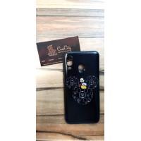 Силиконовый чехол EXPERTS для Samsung Galaxy A20 Микки Маус