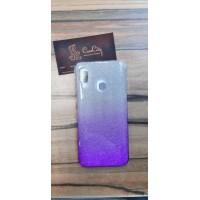 Чехол-накладка для Samsung Galaxy A20 Фиолетовый