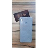 Чехол-накладка для Samsung Galaxy A20 Серый