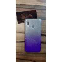 Силиконовый чехол EXPERTS для Samsung Galaxy A20 Фиолетовый