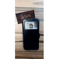 Чехол-книжка для Samsung Galaxy A20 Чёрный