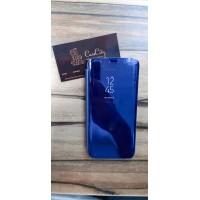 Чехол-книжка для Samsung Galaxy A40 Синяя