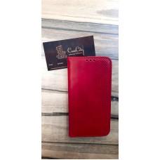 Чехол-книжка для Samsung Galaxy A40 Красная